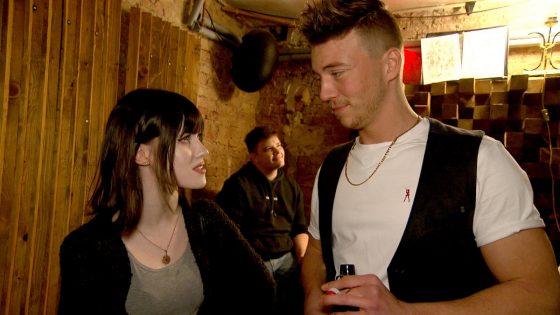 Connor und Lara bei BTN