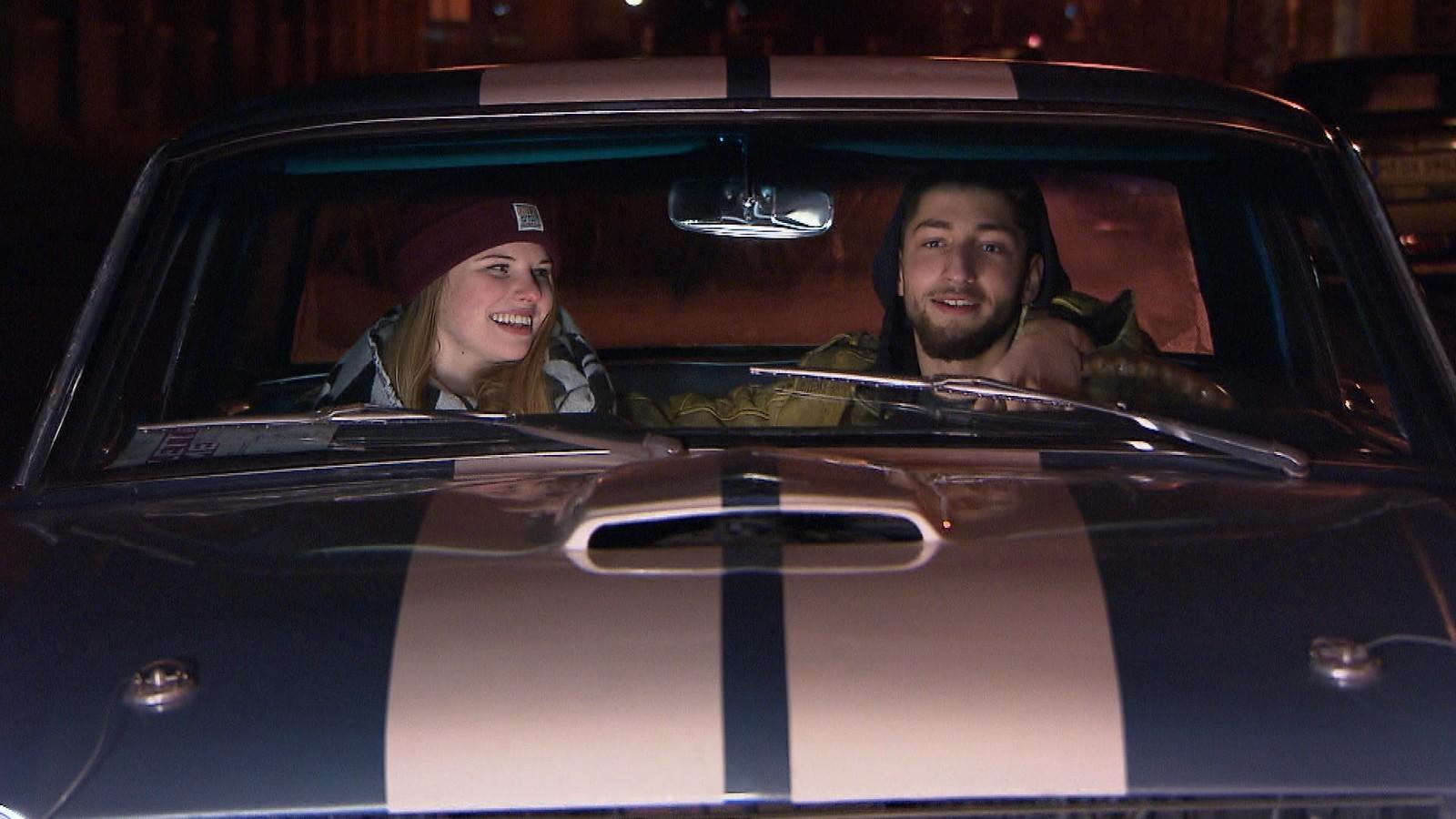 Toni und Dean bei