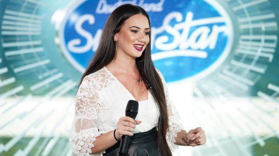 DSDS-Kandidatin Chiara Damico
