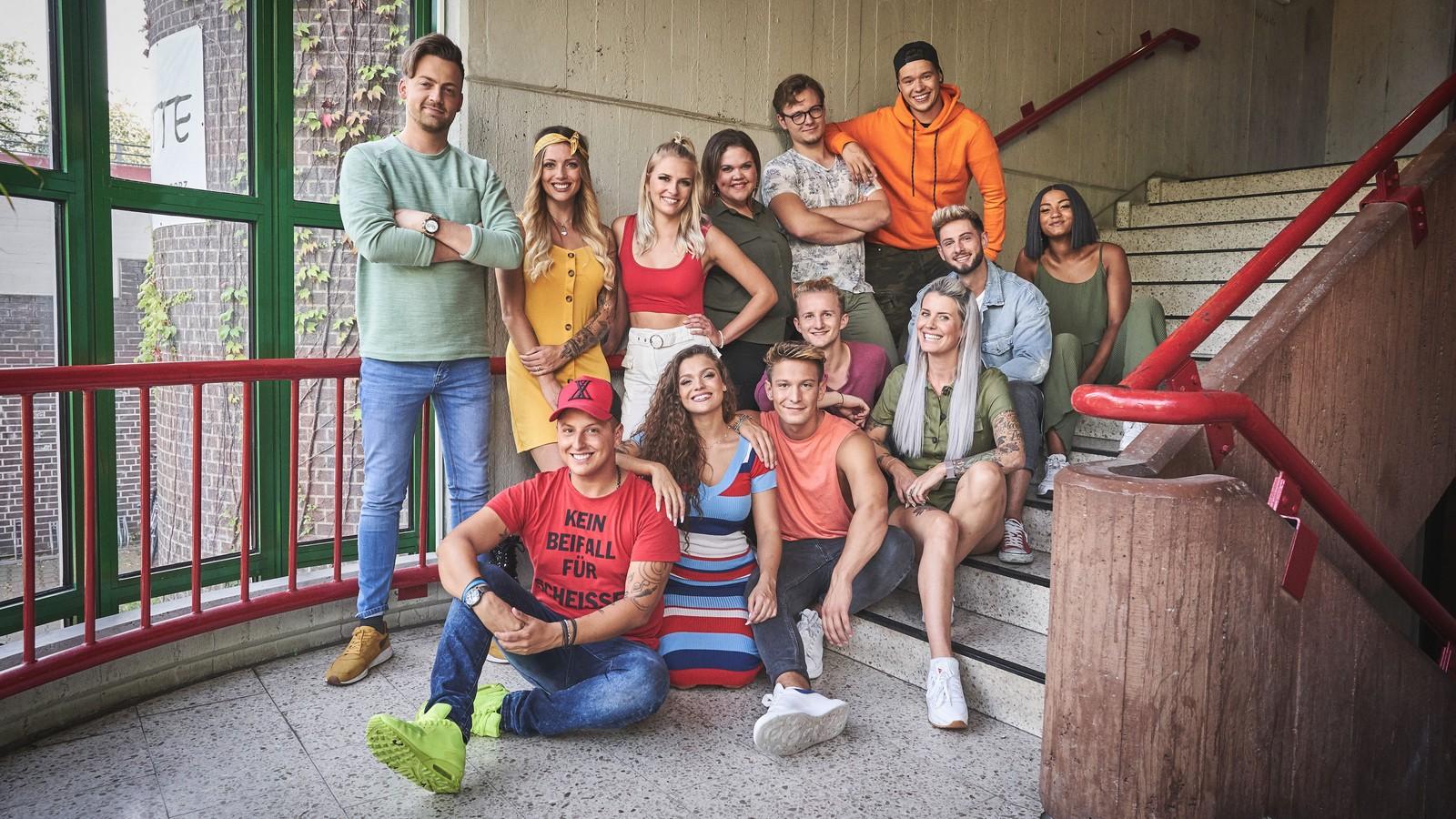 """""""Krass Schule - Die jungen Lehrer"""""""