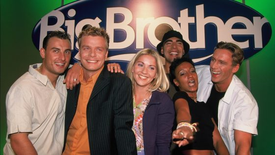 """Erste Staffel von """"Big Brother"""""""