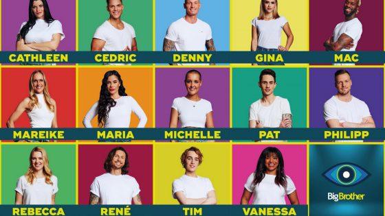 """Die Kandidaten bei """"Big Brother"""""""