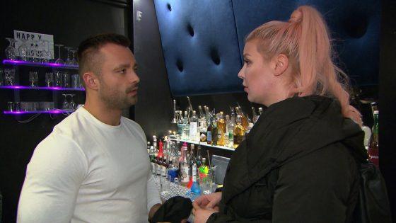 "Mike und Paula bei ""Berlin - Tag & Nacht"""