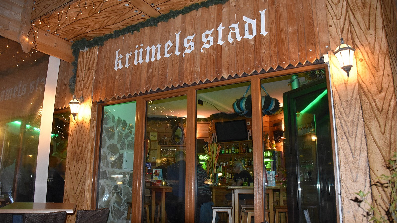 Krümels Stadl Paguera