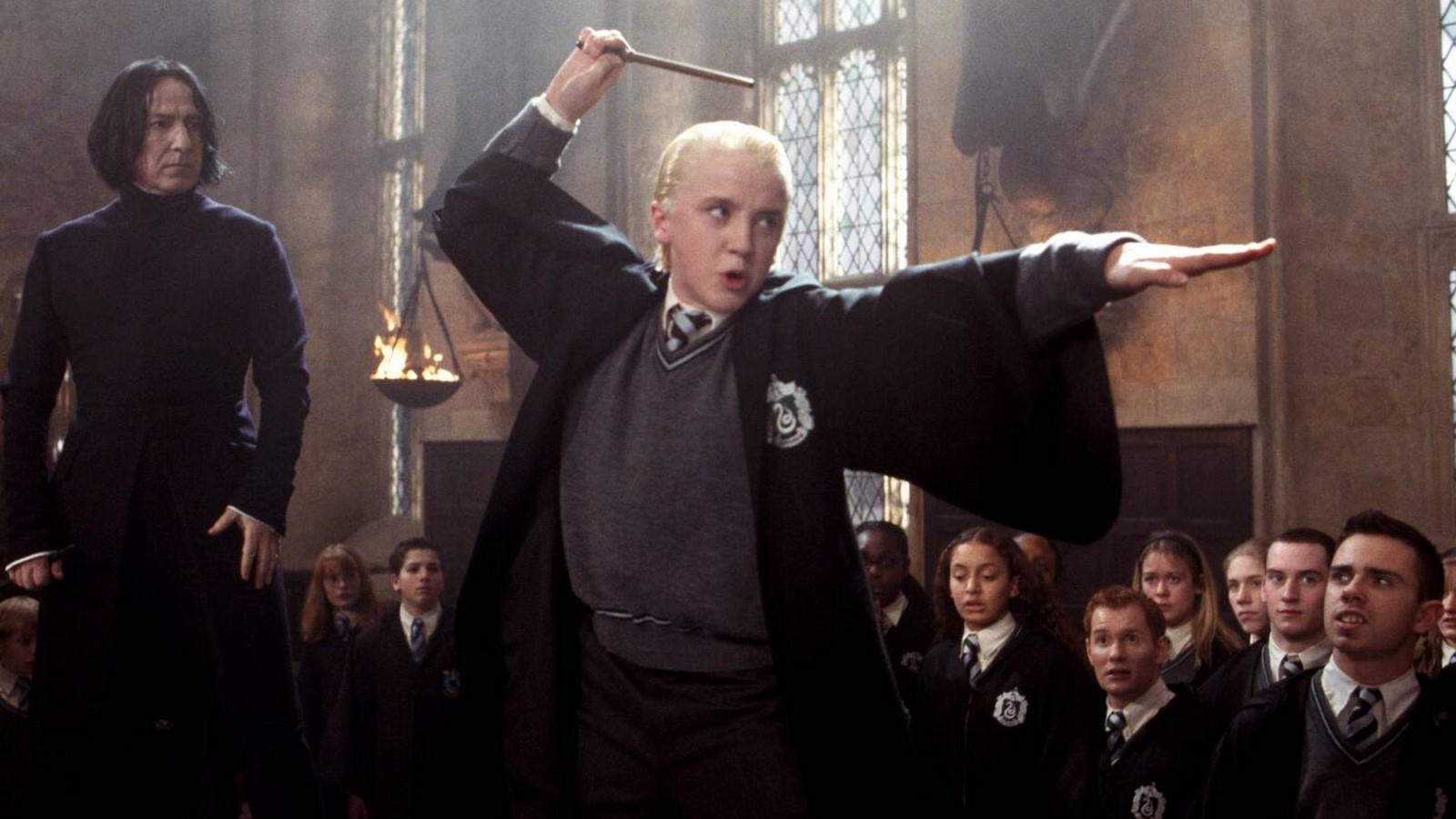 """""""Harry Potter""""-Star Tom Felton"""