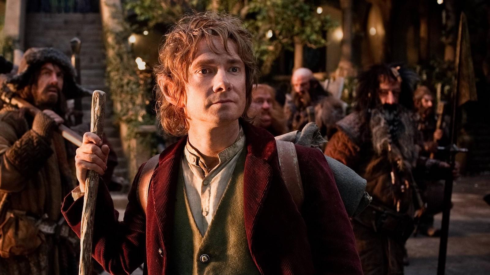 """Hobbit""-Star Martin Freeman"