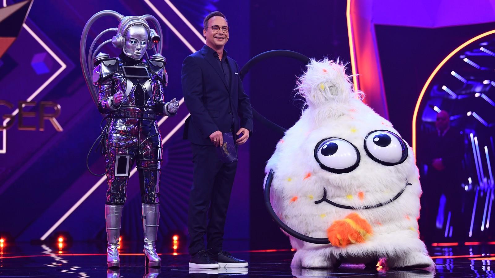 Der Roboter und der Wuschel