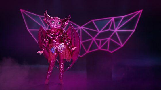 """Fledermaus bei """"The Masked Singer"""""""