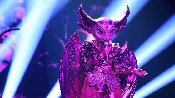 "Die Fledermaus bei ""The Masked Singer"""