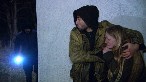 """Dean und Toni bei """"Berlin - Tag & Nacht"""""""
