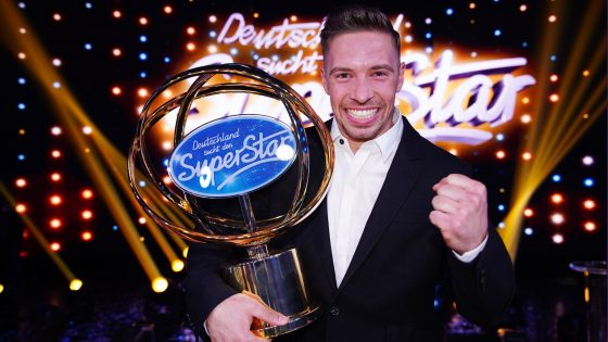 DSDS-Gewinner Ramon Roselly
