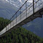 Das ist die längste Hängebrücke der Welt