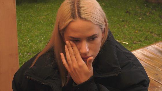 """Gina bei """"Big Brother"""""""