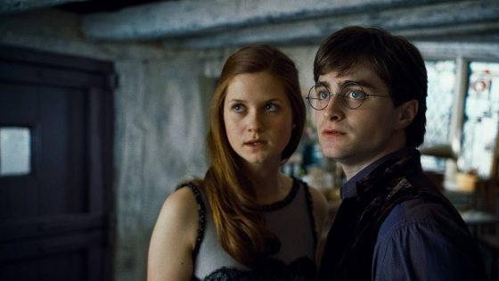 Harry Potter und Ginny Weasley