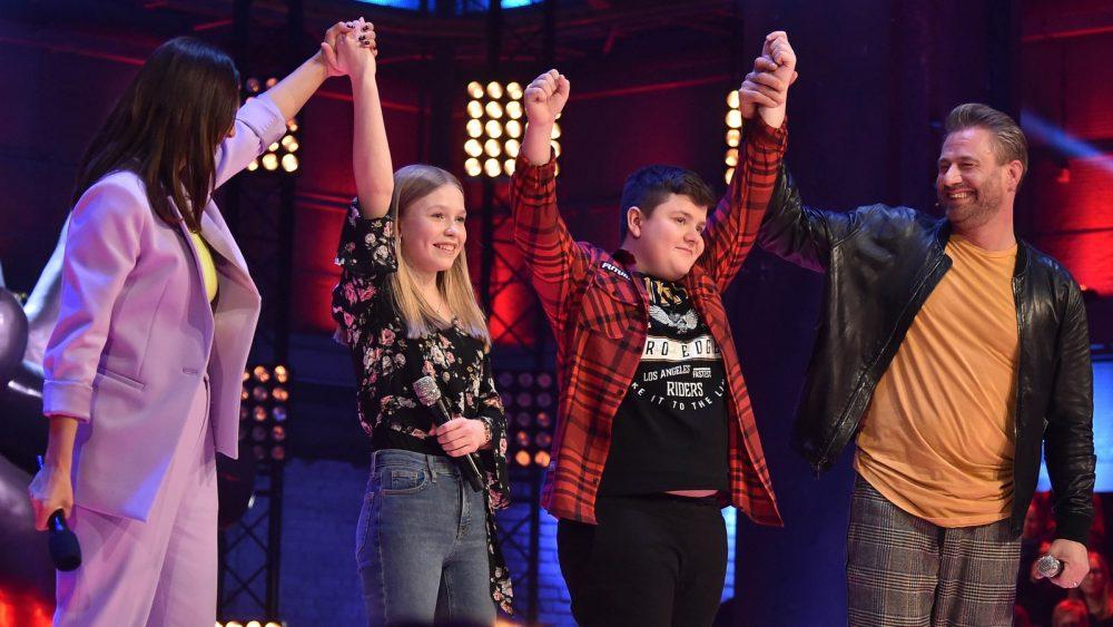 The Voice Kids 2020: Das sind die Finalisten! - KUKKSI