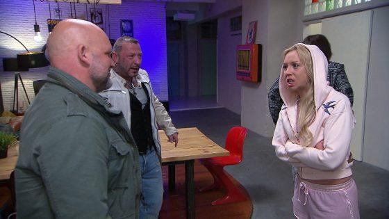 "Joe, Fabrizio und Peggy bei ""Berlin - Tag & Nacht"""