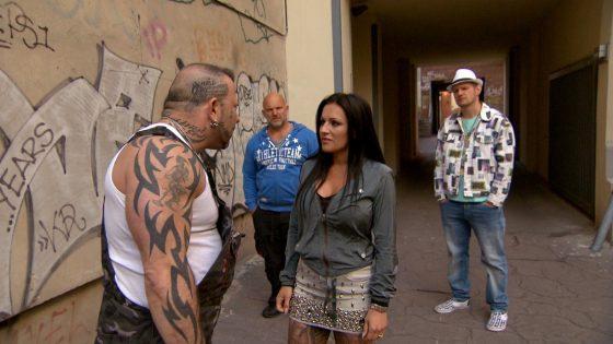 """Fabrizio und JJ bei """"Berlin - Tag & Nacht"""""""