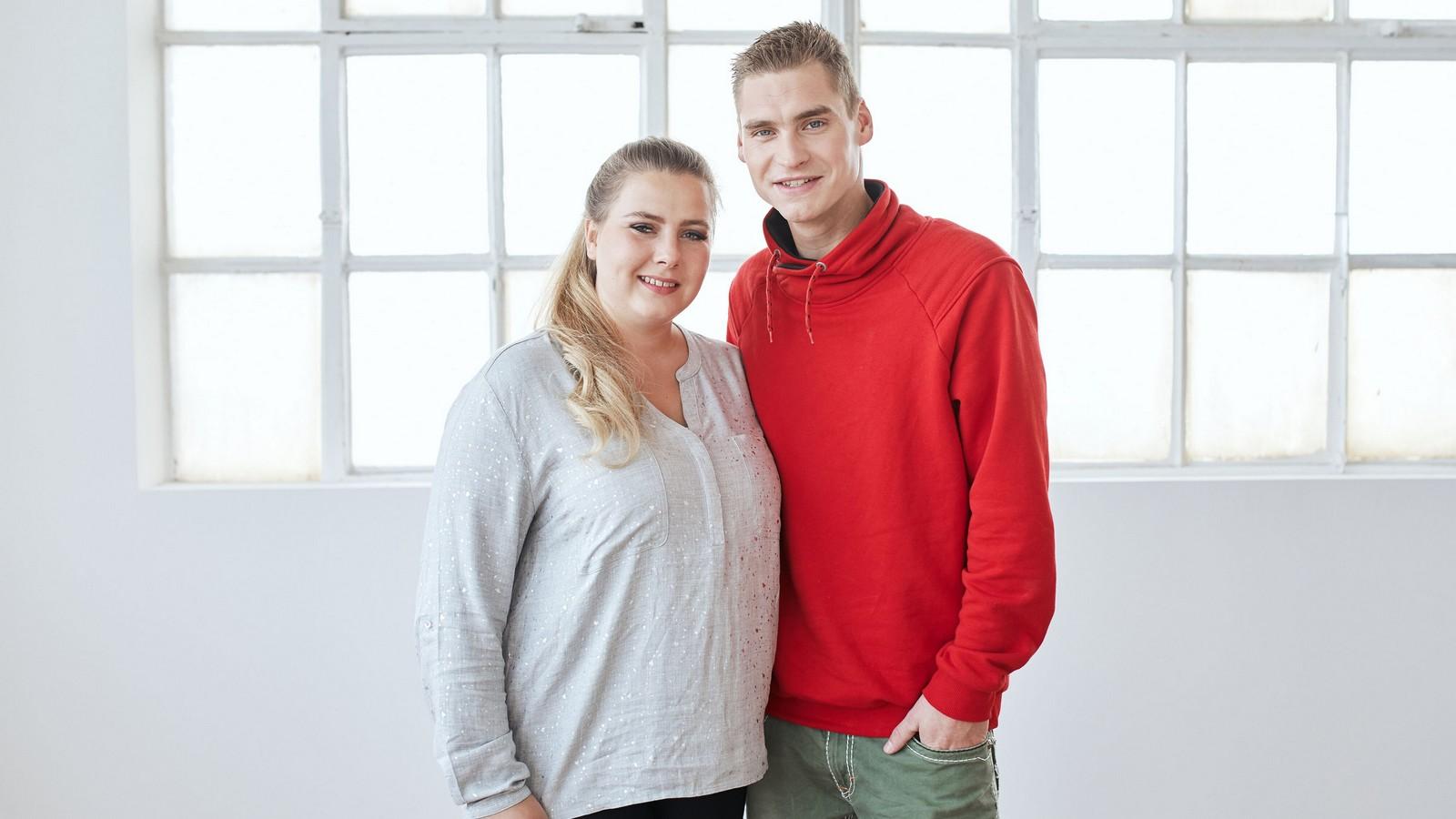 Sarafina und Peter Wollny