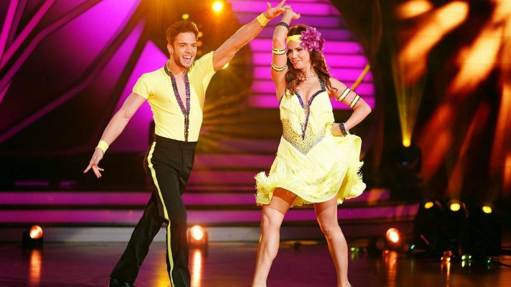Lets Dance Tanz Luca Hänni