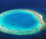 Hier entstehen Inseln aus toten Korallenriffen!