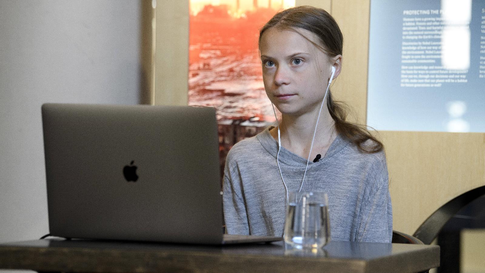 Was macht eigentlich Greta Thunberg?