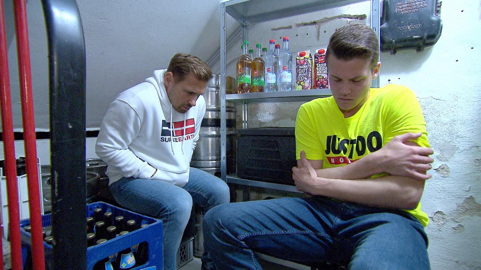 """Ben und Oskar bei """"Köln 50667"""""""
