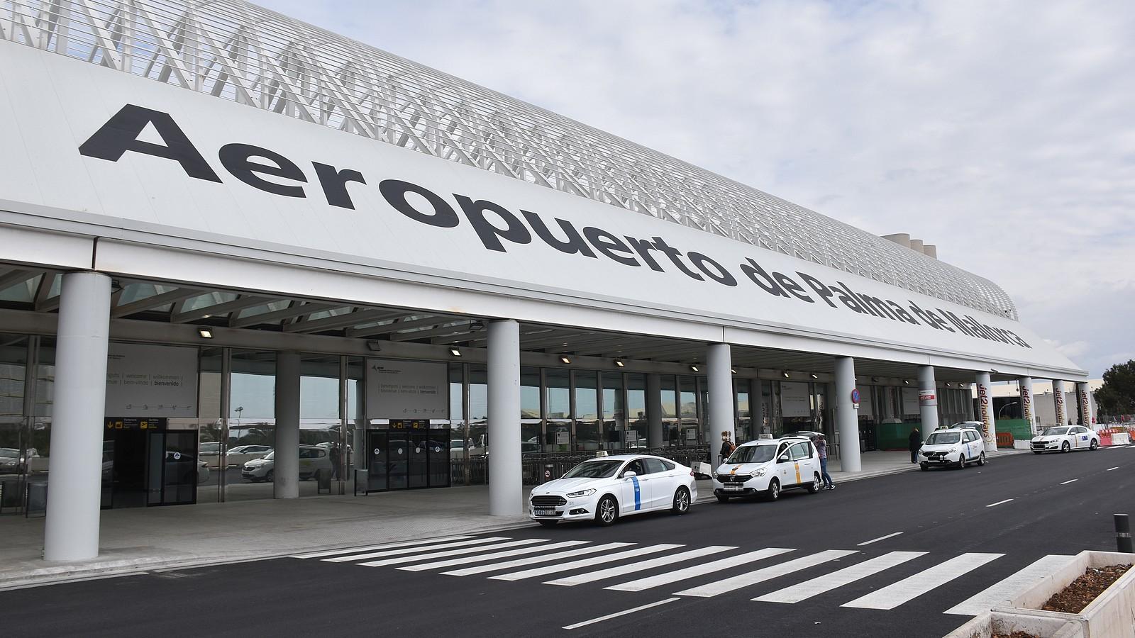 Airport auf Mallorca