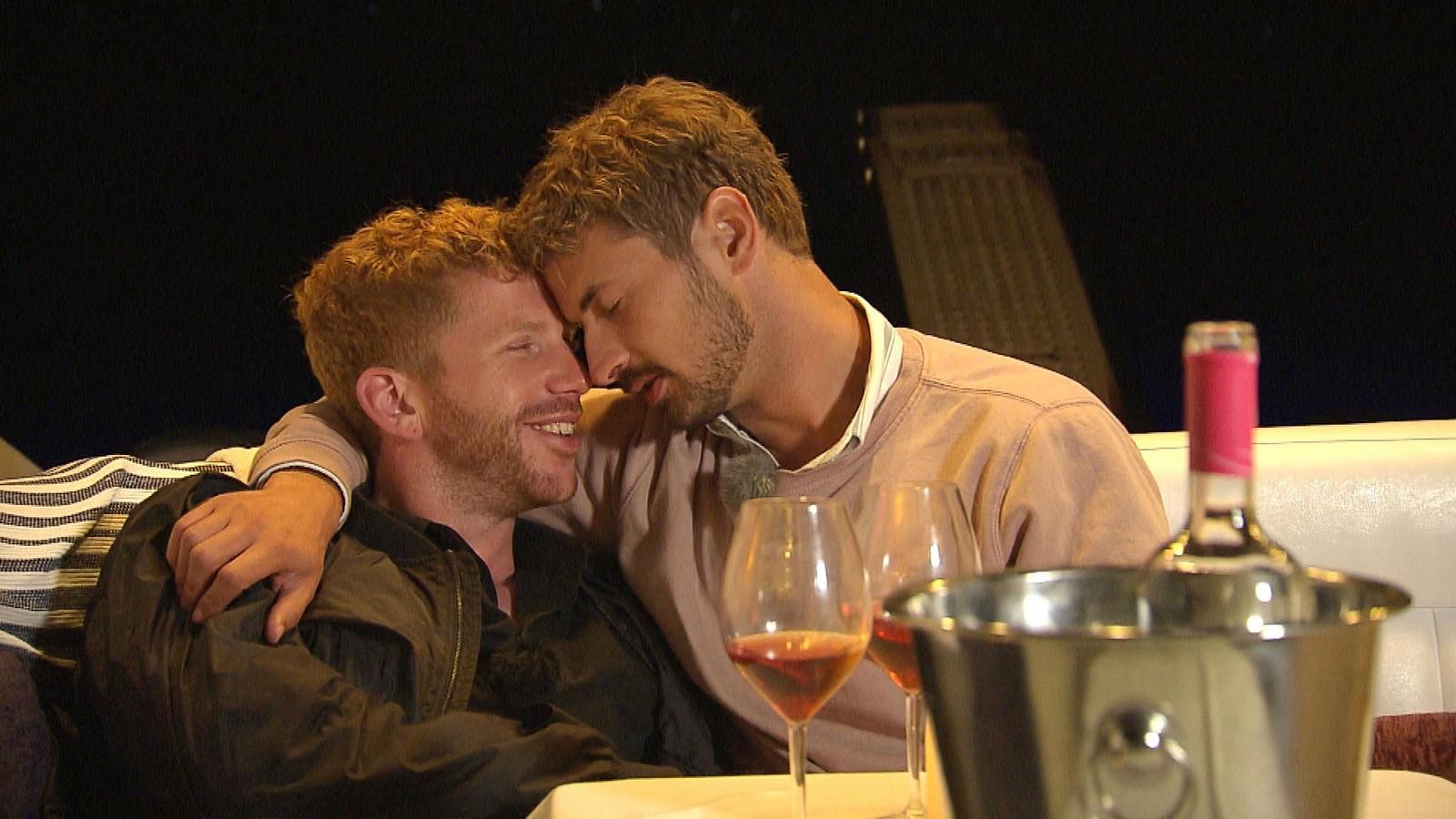 """Nicolas und Lars bei """"Prince Charming"""""""