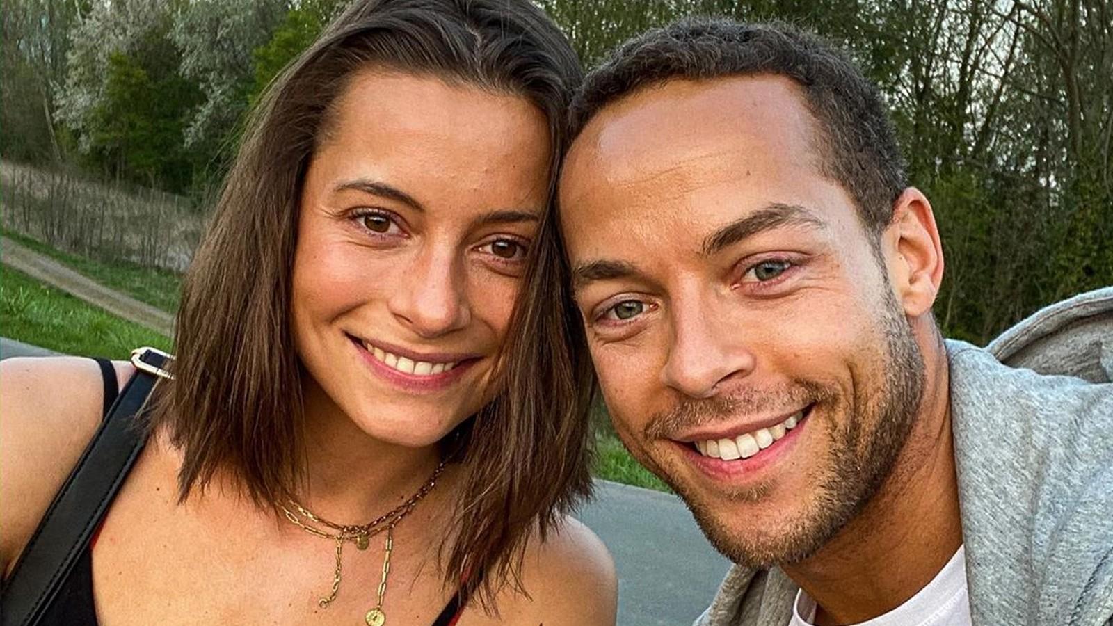 Andrej Mangold und Jenny