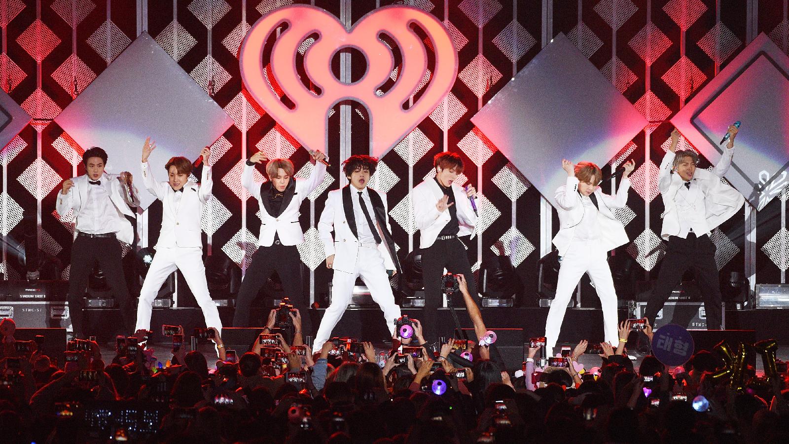 10 Fakten über Jimin von BTS