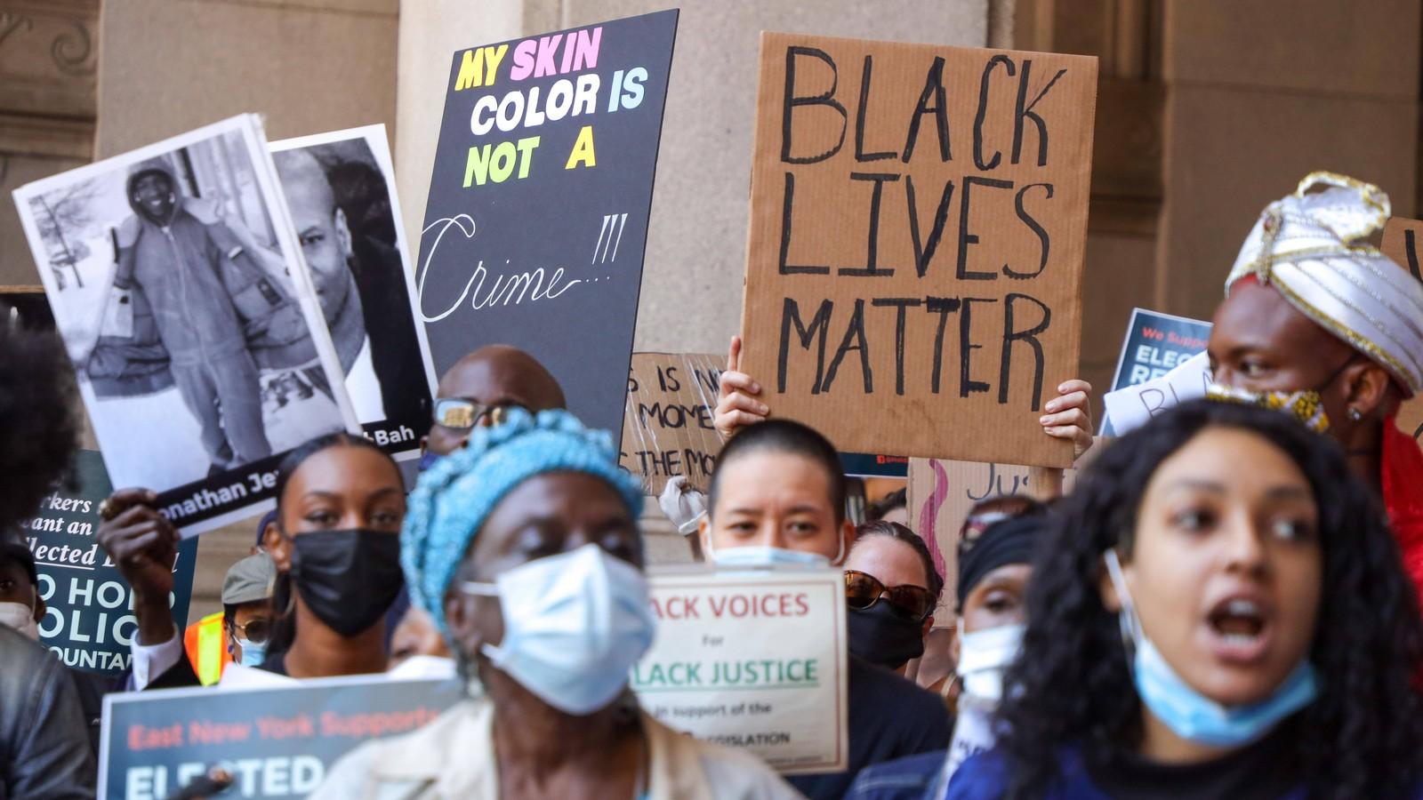 Demo in den USA