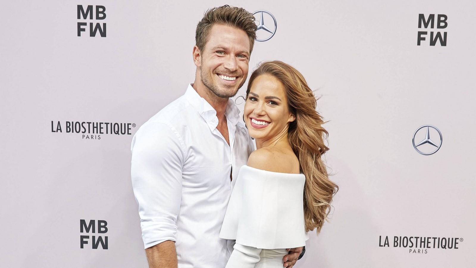 Sebastian und Angelina Pannek