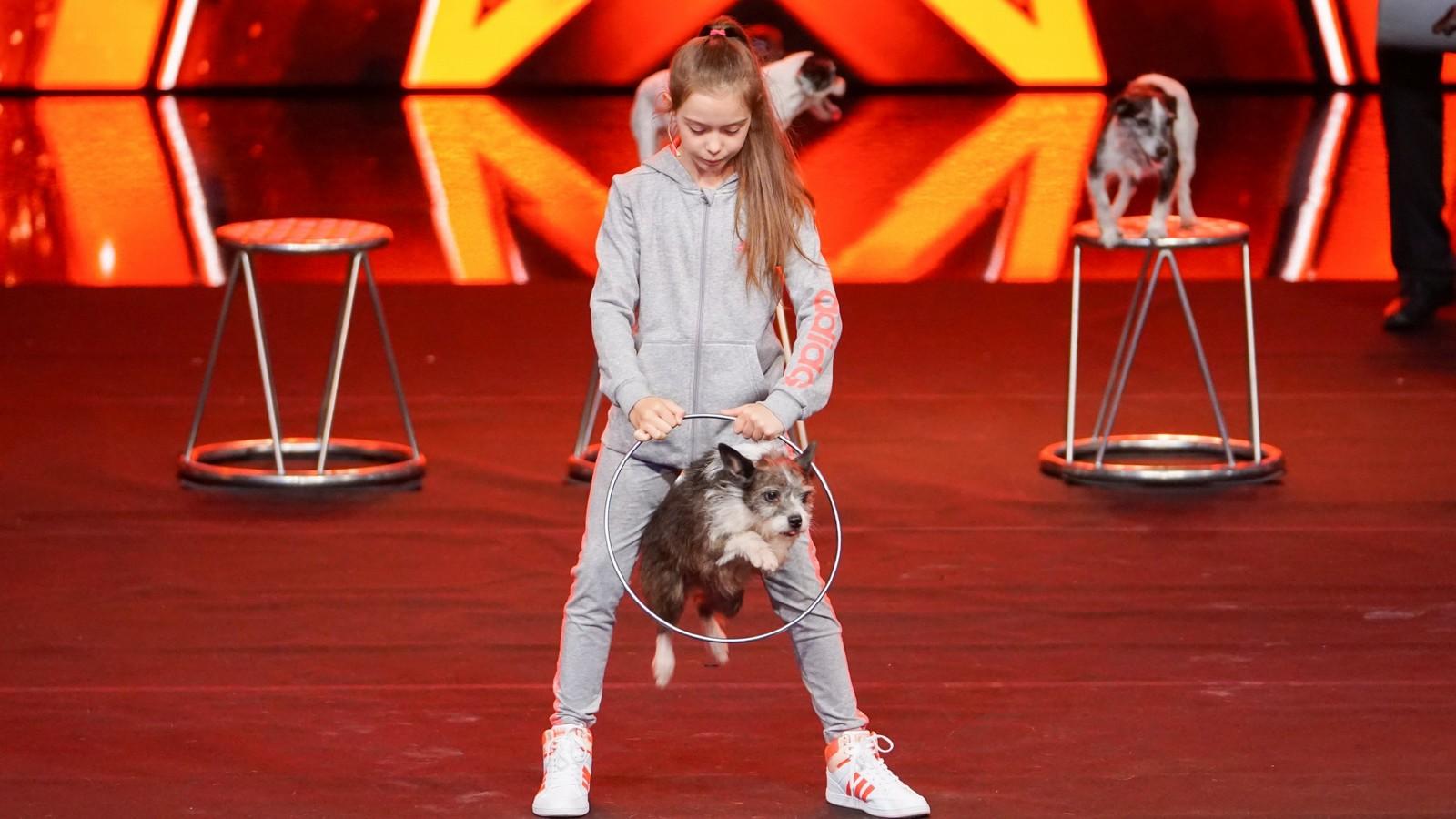 """""""Supertalent""""-Gewinnerin Alexa Lauenburger"""