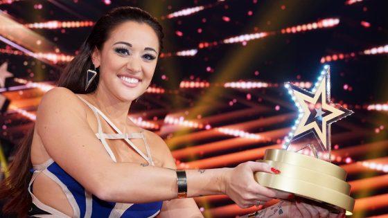 """Supertalent""-Gewinnerin Angel Flukes"