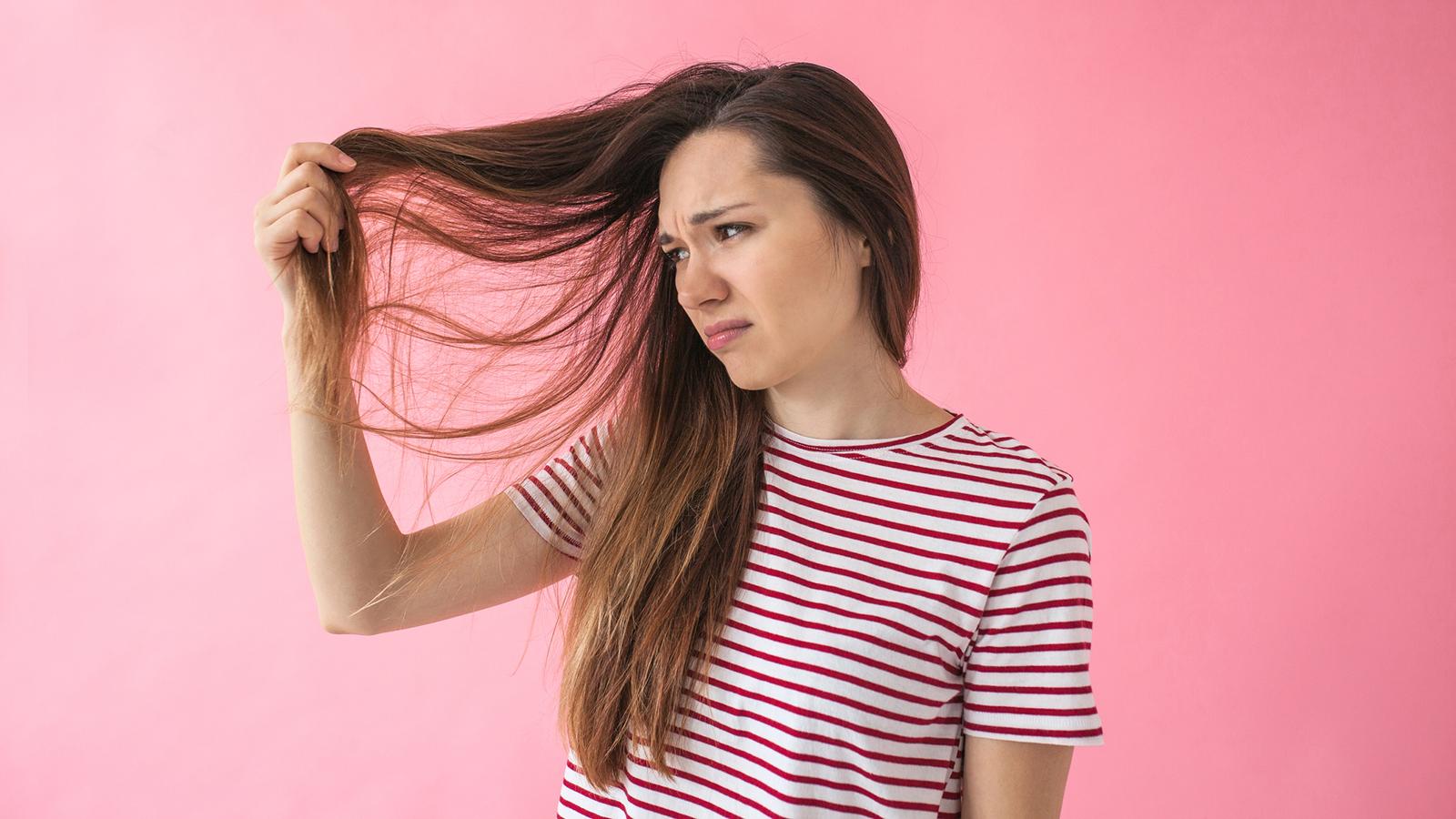 Haare trocknen