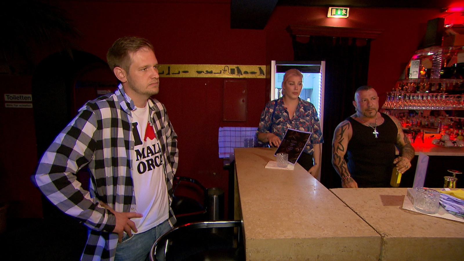 Ole, Paula und Joe bei