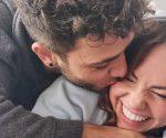Luca Hänni und Christina Luft: Darum hielten sie ihre Liebe geheim!