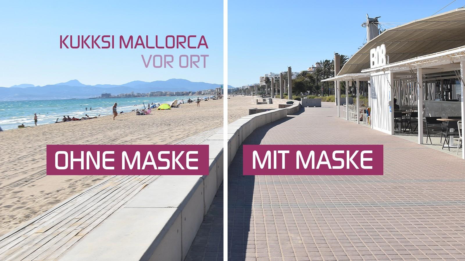 Maske Mallorca