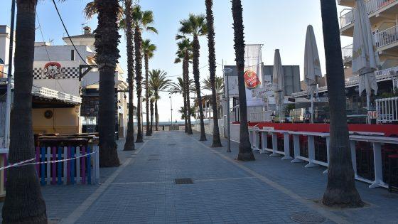 Bierstraße auf Mallorca