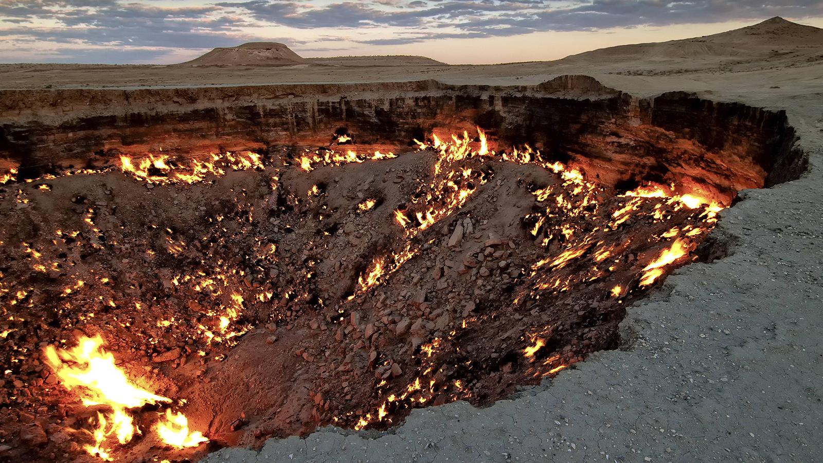 Krater von Derzewe