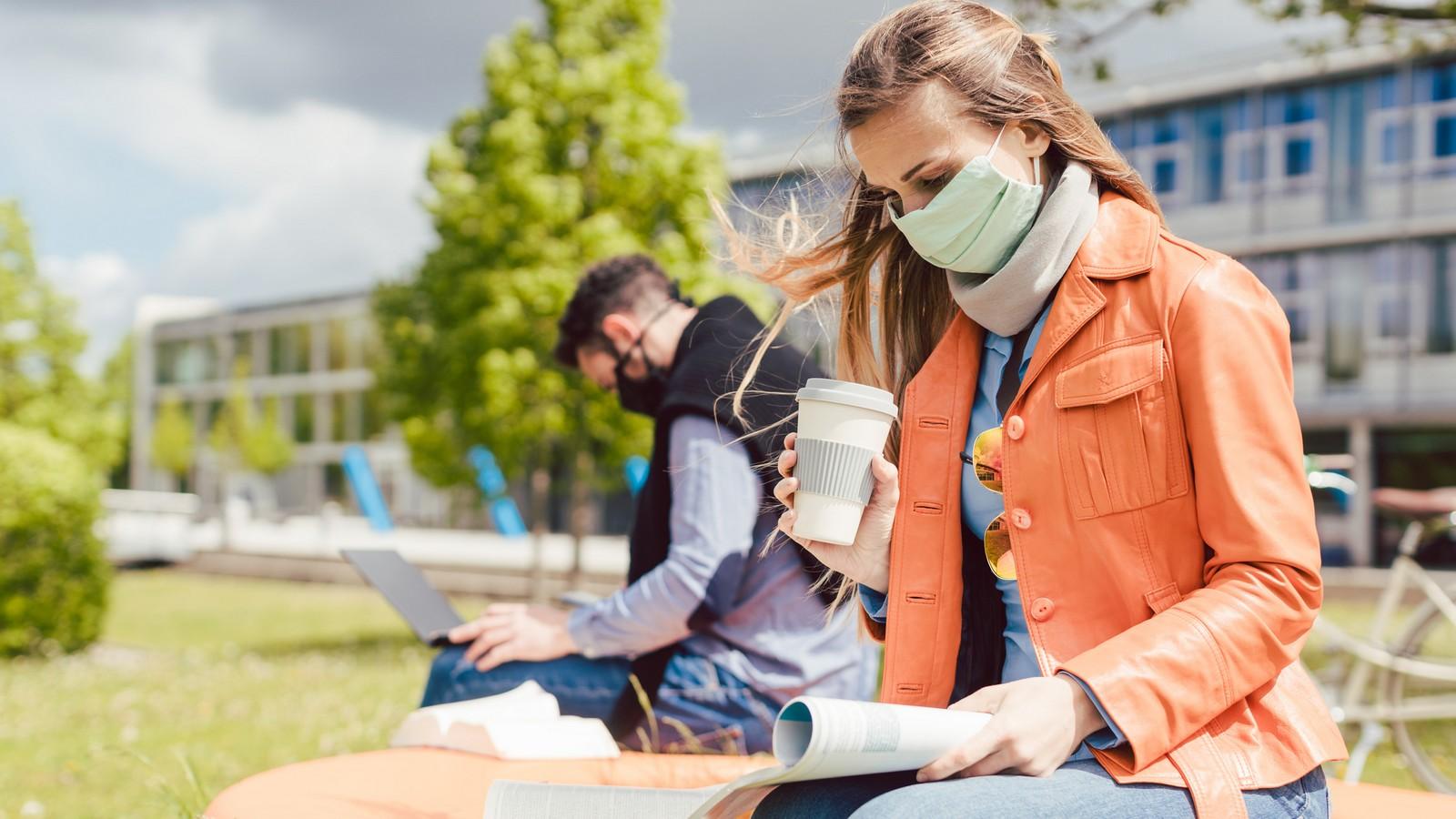 Maskenpflicht in Schulen