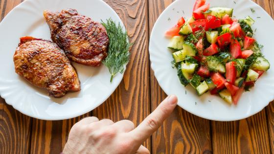 So verändert sich dein Körper ohne Fleisch