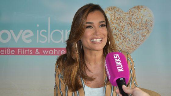 """""""Love Island""""-Moderatorin Jana Ina Zarrella"""