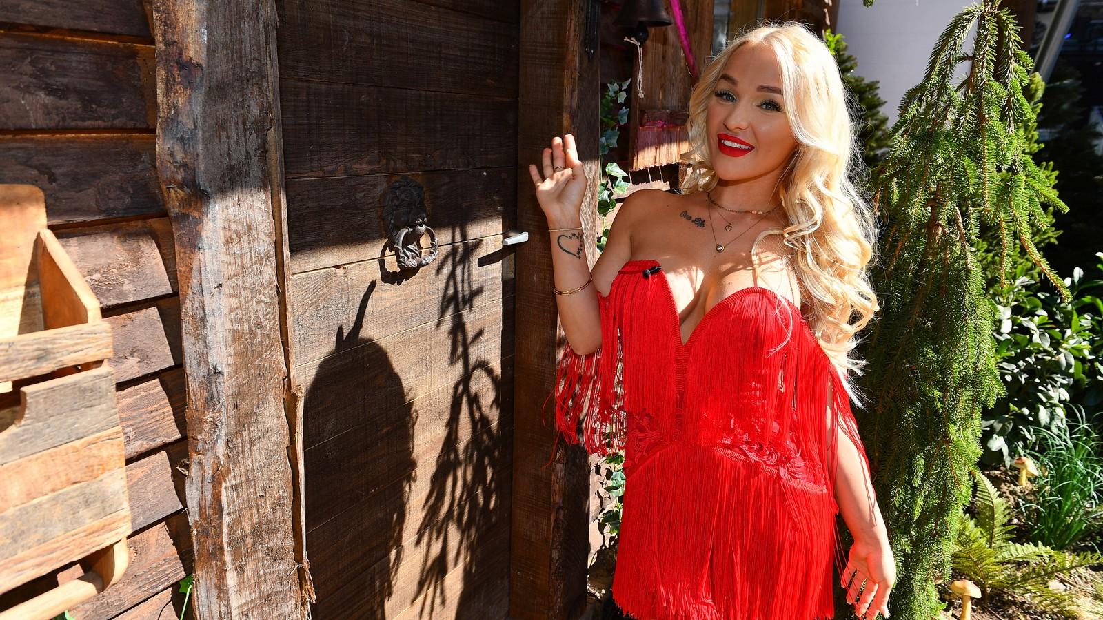 """Promi Big Brother""-Kandidatin Emmy Russ"