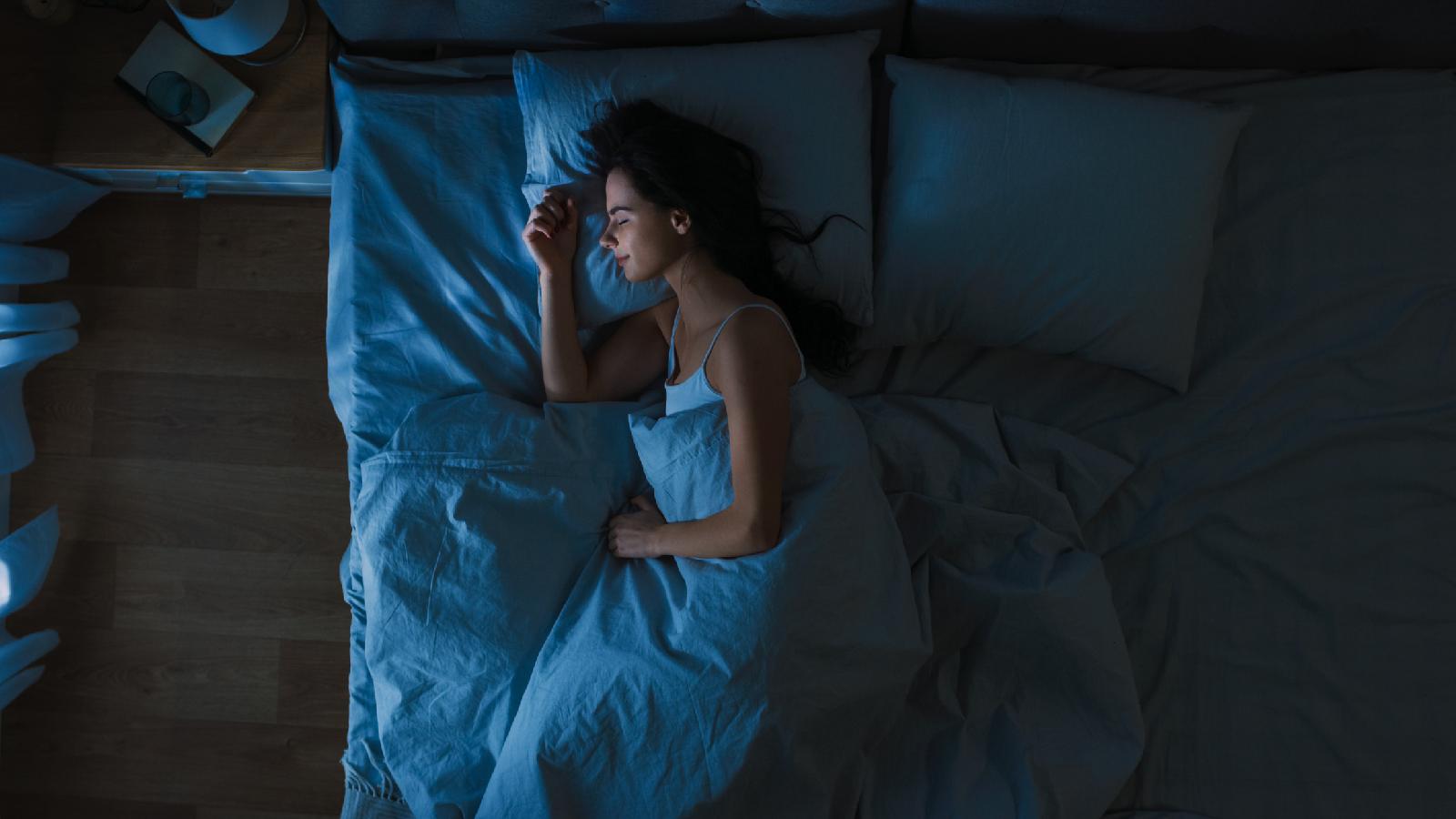 Das verrät Schlafstellung über Gesundheit
