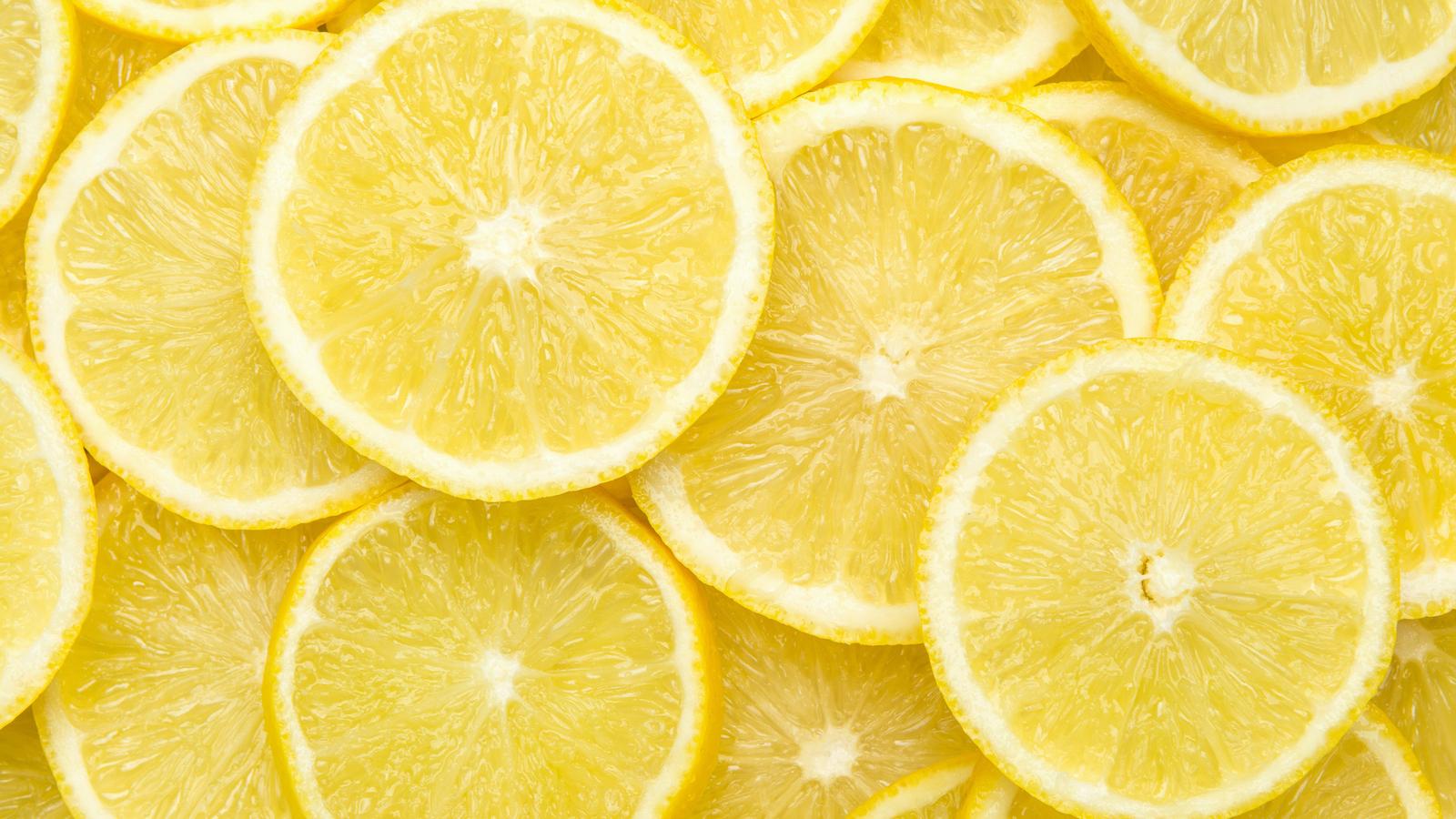 Mit Zitrone einschlafen