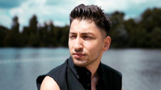 "Adonis Jovanovic) alias Dean bei ""Berlin - Tag & Nacht"""