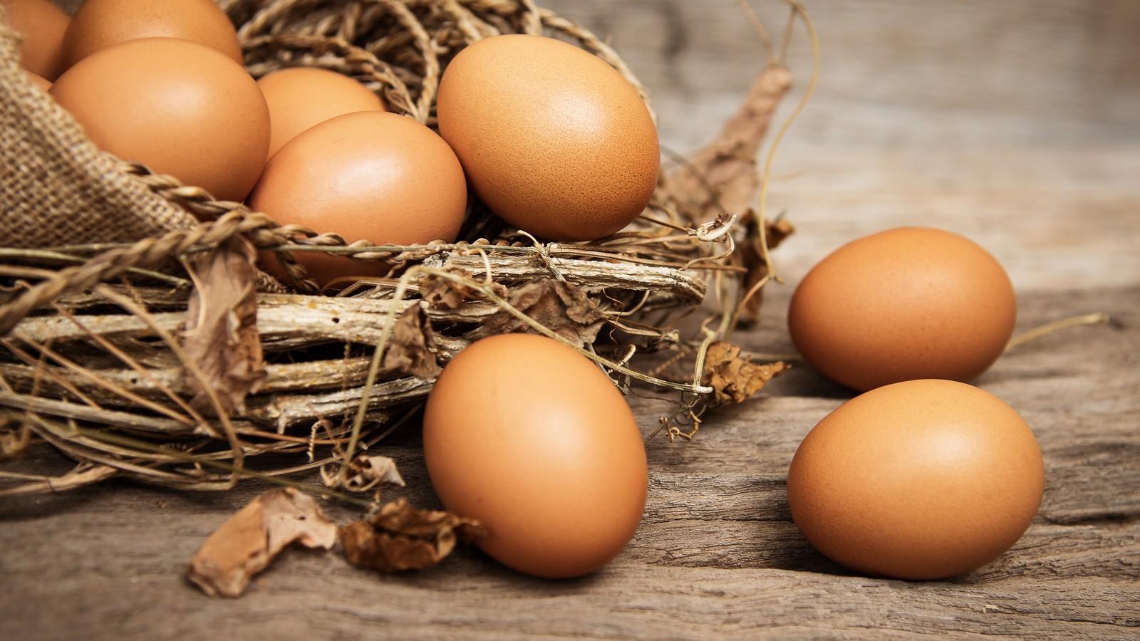 Zwei Eier Am Tag
