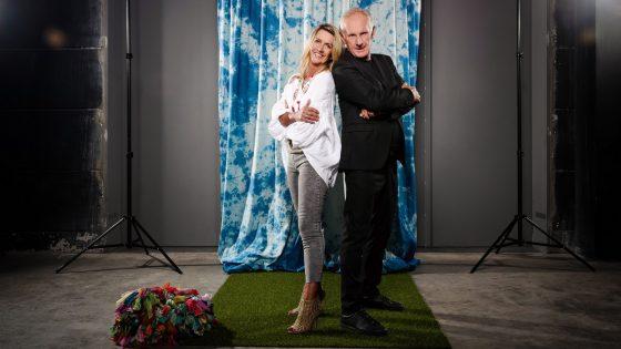 Michaela Scherer und Martin Bolze