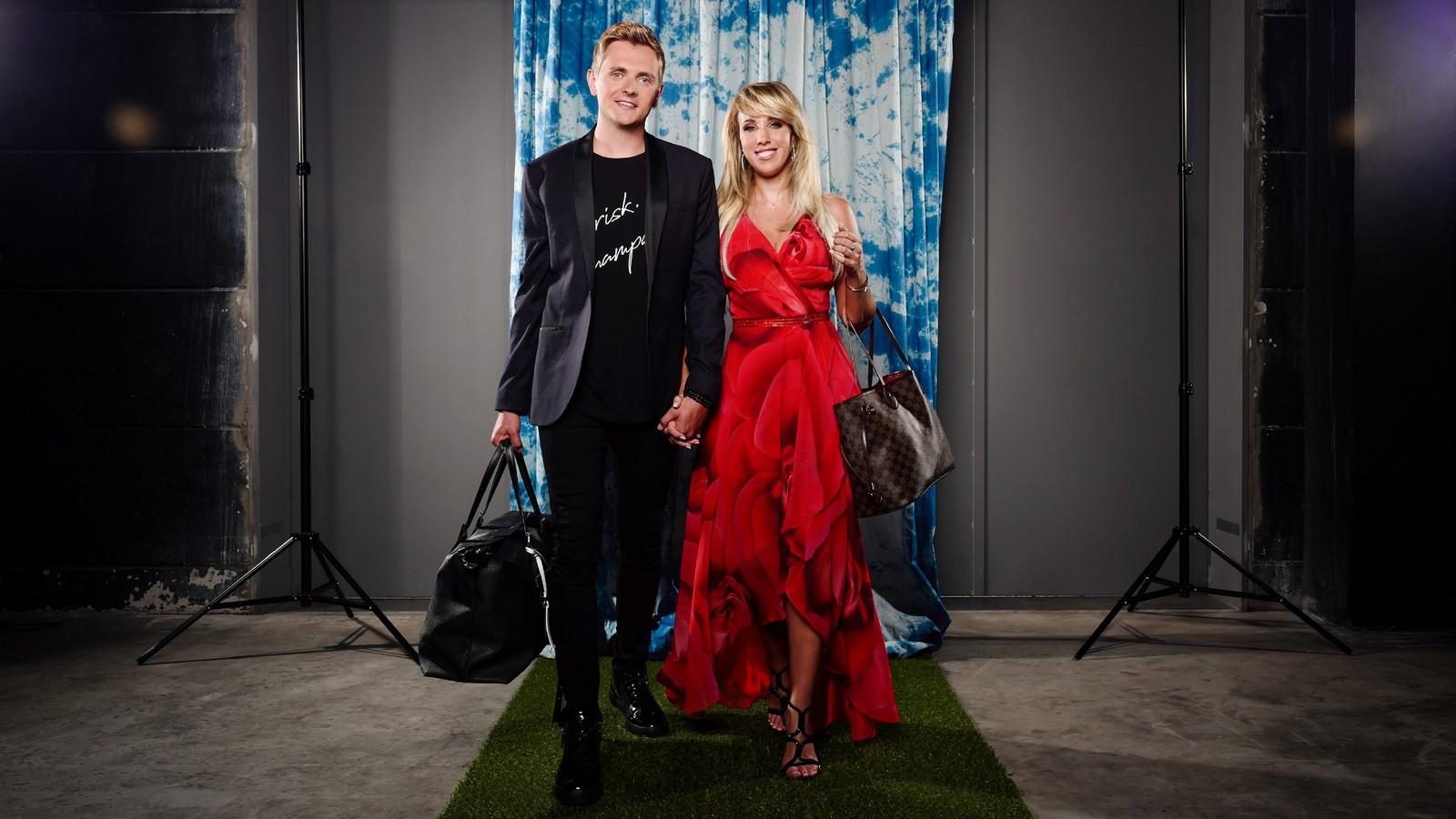 Annemarie Eilfeld und Tim Sandt